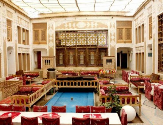 هتل های سنتی یزد