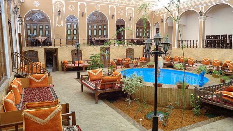 هتل سنتی رز