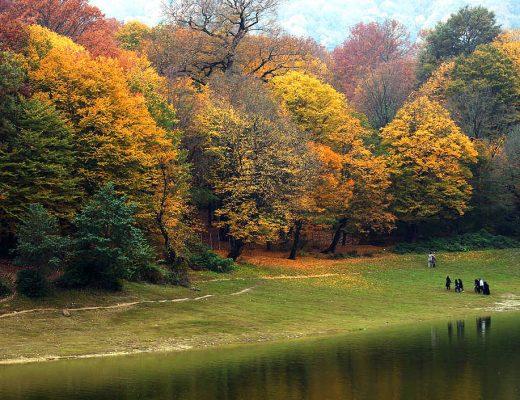 پاییز در این 5 نقطه بیکران تر است