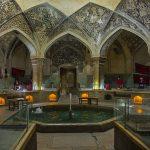 رستوران حمام وکیل شیراز