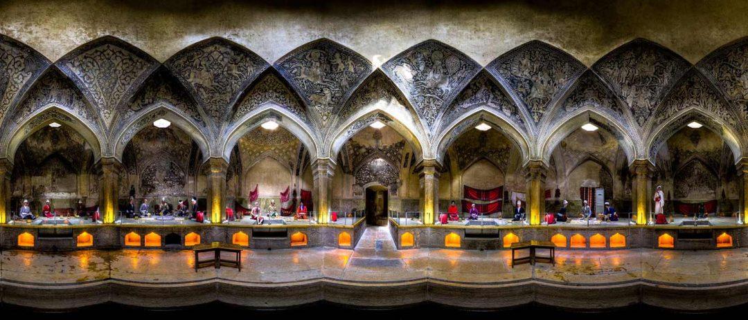 رستوران گردی در شیراز