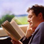مطالعه در قطار