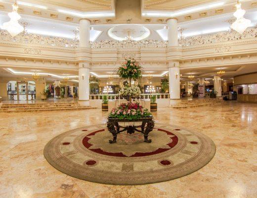 بهترین هتل مشهد