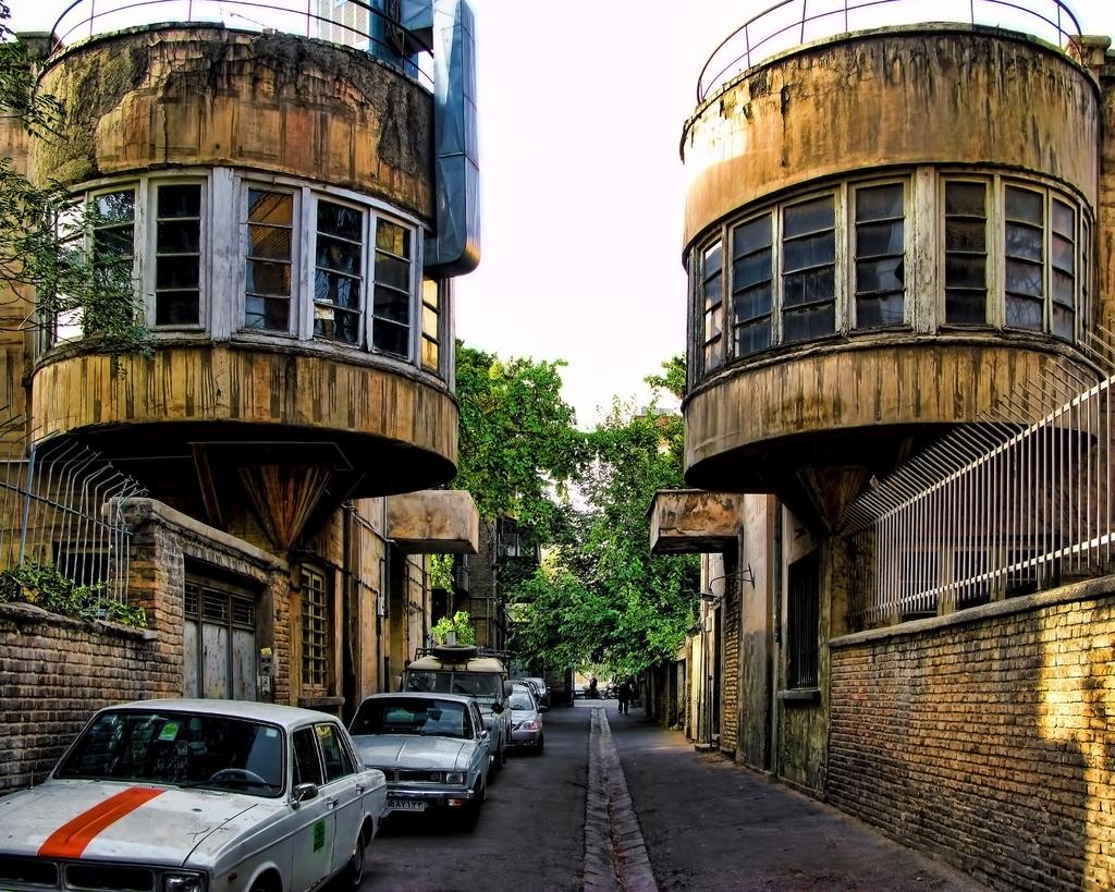 کوچه لولاگر؛ کوچه قرینه پایتخت