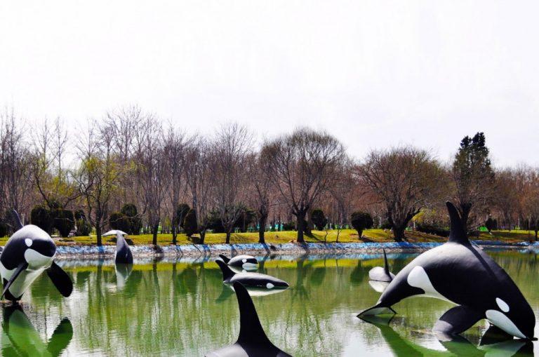 پارک و شهربازی ملت مشهد