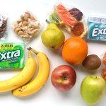 خوراکیهای لازم برای سفر