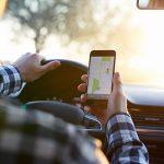 موبایل در سفر با خودروی شخصی