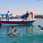 اسکله ماهیگیری چابهار