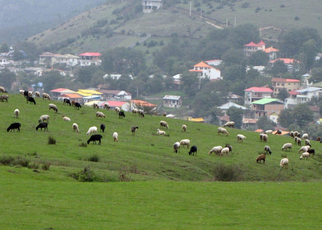 زیباترین روستاهای ایران در بهار و تابستان