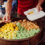 همسفر خوب و تجربه غذاهای جدید