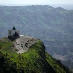 آرامگاه خالد نبی؛ بهشتی در بهار