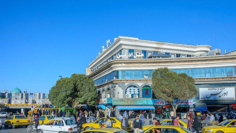 هتل ادریس نزدیک حرم امام رضا هتل های نزدیک حرم امام رضا (ع)