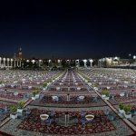 افطاری حرم امام رضا