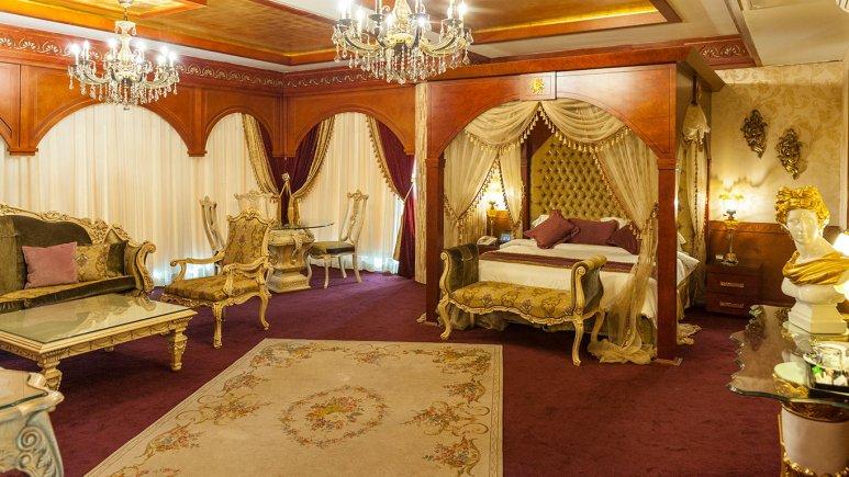 هتل مجلل درویشی نزدیک حرم امام رضا هتل های نزدیک حرم امام رضا (ع)