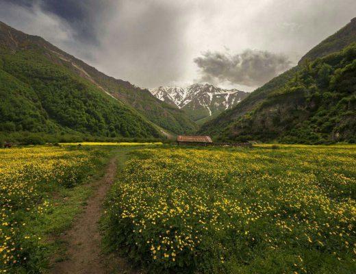 جاذبه های گردشگری مازندران به تفکیک شهرستان