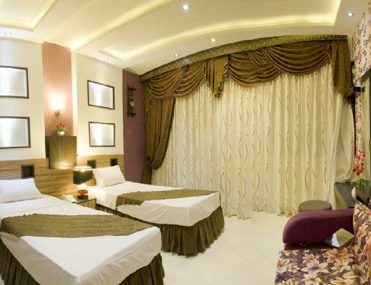 هتل آپارتمان ارزان در مشهد