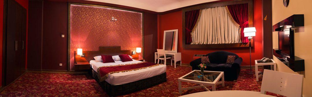 لیست هتل آپارتمان های خیابان امام رضا مشهد