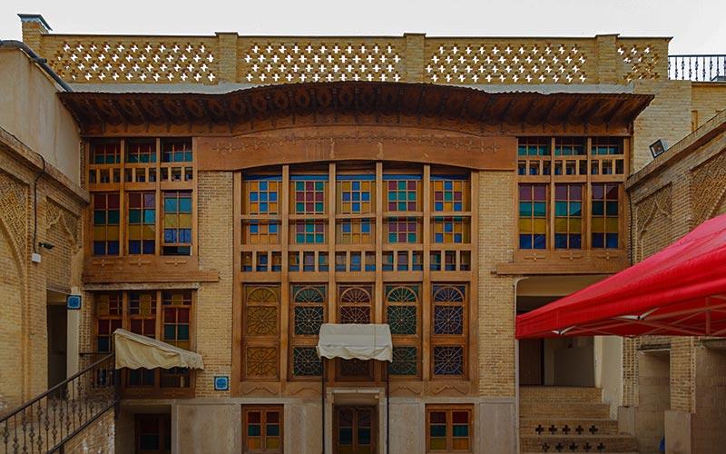 هتل نیایش شیراز