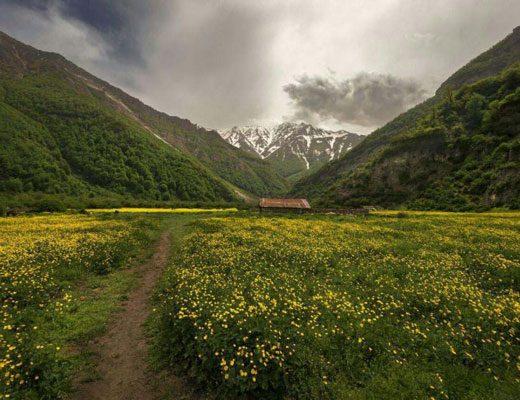 مهمترین جاذبه های گردشگری مازندران به تفکیک شهرستان