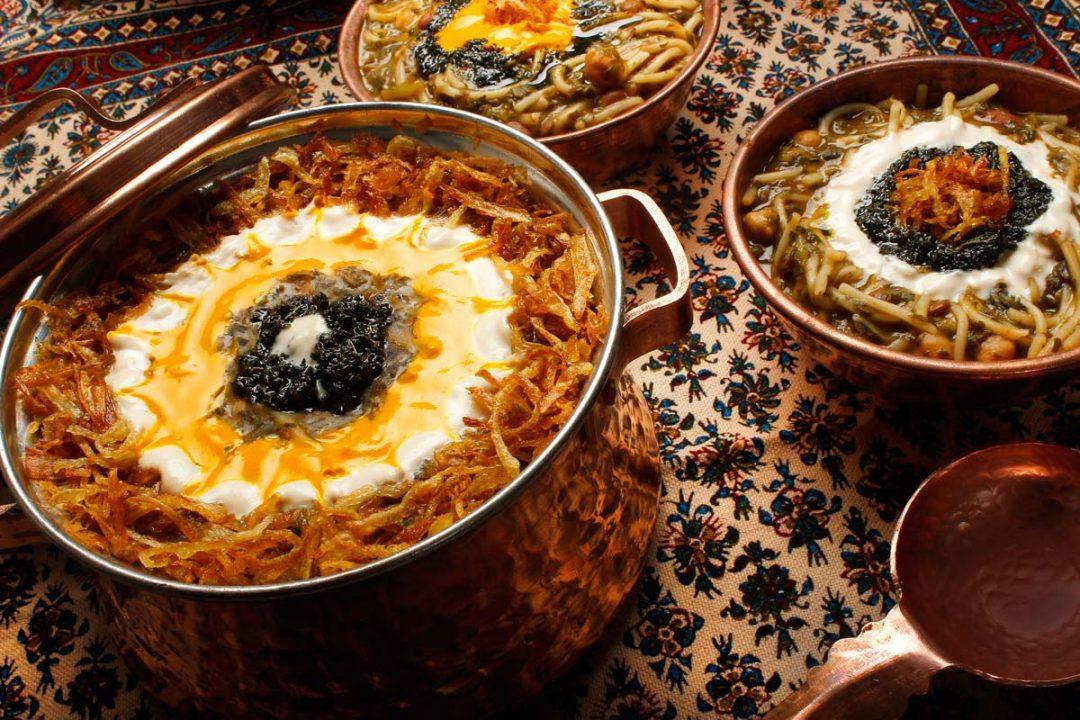 بهترین آش فروشی های تهران کدام هاست؟
