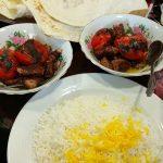 رستوران حاج قربان اردبیل