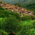 روستای ملحمدره همدان