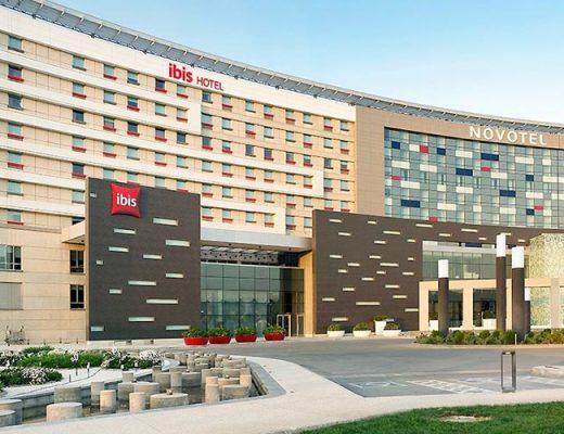 هتل نزدیک فرودگاه امام