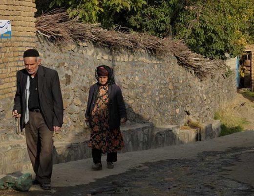 روستاهای همدان