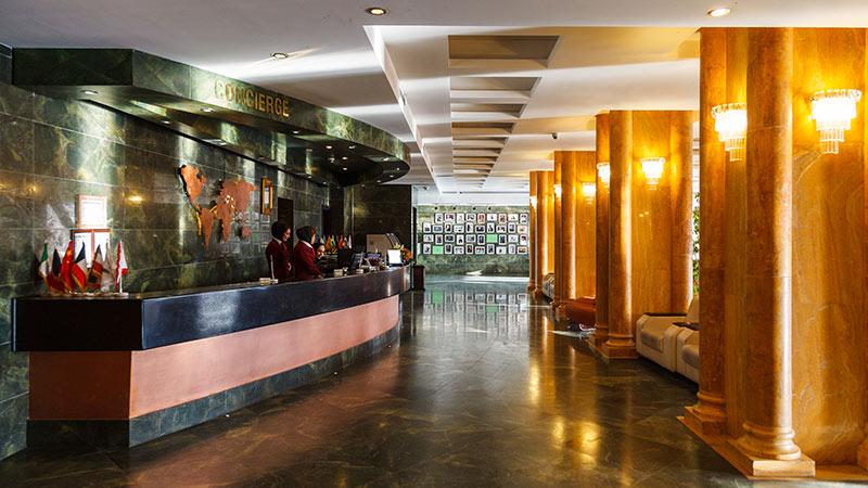 هتل معروف شیراز
