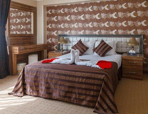 هتل بینالمللی تبریز ۲