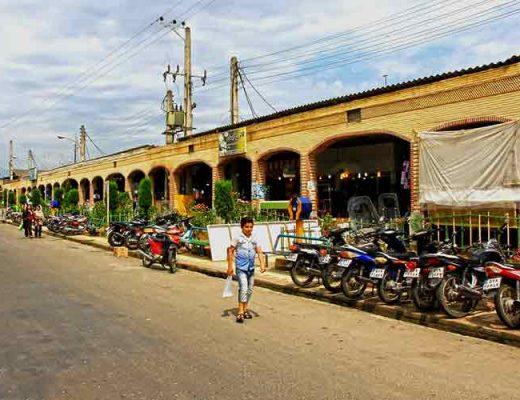 مراکز خرید آستارا و بازارچه ساحلی بندر