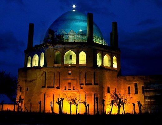 بهترین جاهای دیدنی زنجان