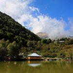 دریاچه قو جواهر ده