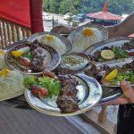 رستوران های جواهر ده رامسر