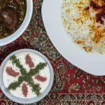 غذای مجلسی زنجان