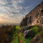 قلعه مارکوه با طبیعت زیبا و چشمانداز بینظیرش گردشران را به خودش جذب میکند.