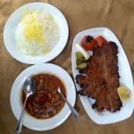 رستوران چلچله کرمانشاه