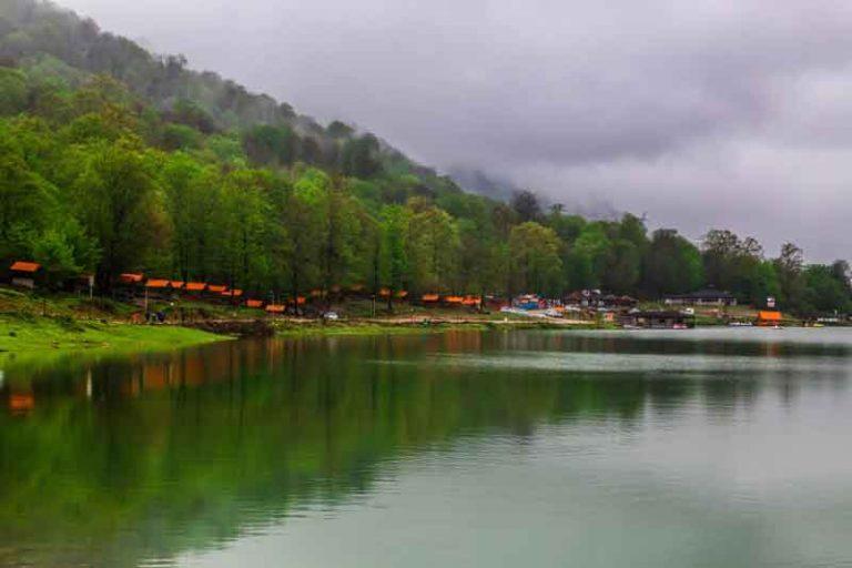 سد و دریاچه آویدر