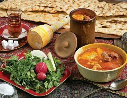 رستوران های معروف همدان