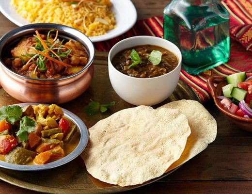بهترین رستوران هندی تهران