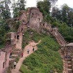 قلعه رودخان از نمای دور