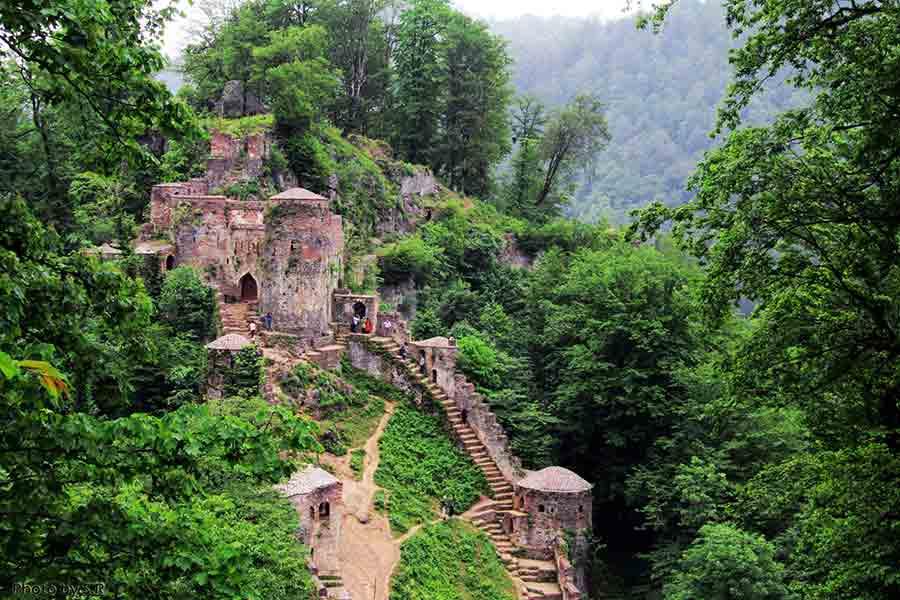 قلعه های ایران