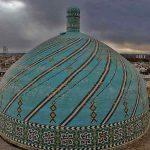 مسجد جامع از جاذبه های گردشگری مذهبی قزوین