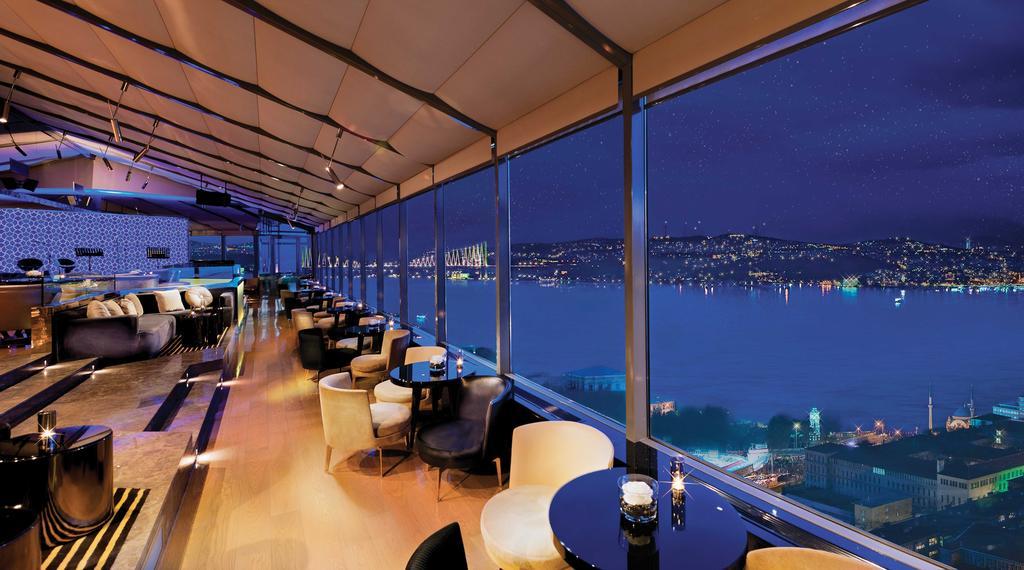 هتل های ۵ ستاره استانبول در میدان تقسیم