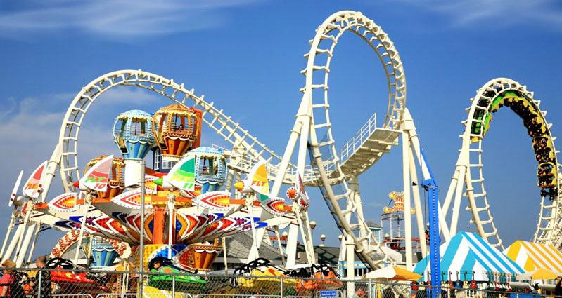هیجان انگیزترین پارک های تفریحی تهران کجاست؟