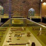 گرمابه بلور از جاذبه های تاریخی قزوین
