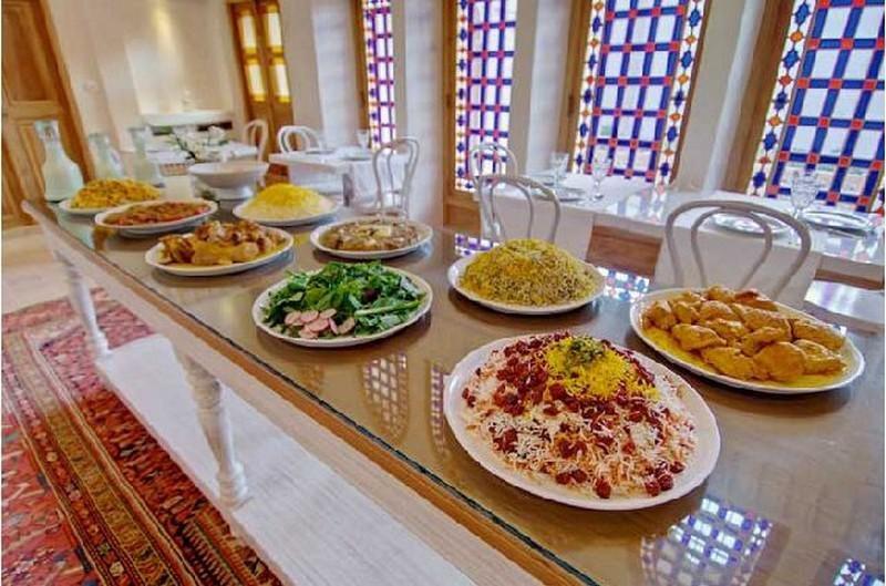بهترین رستوران های سنتی کاشان کجاست؟