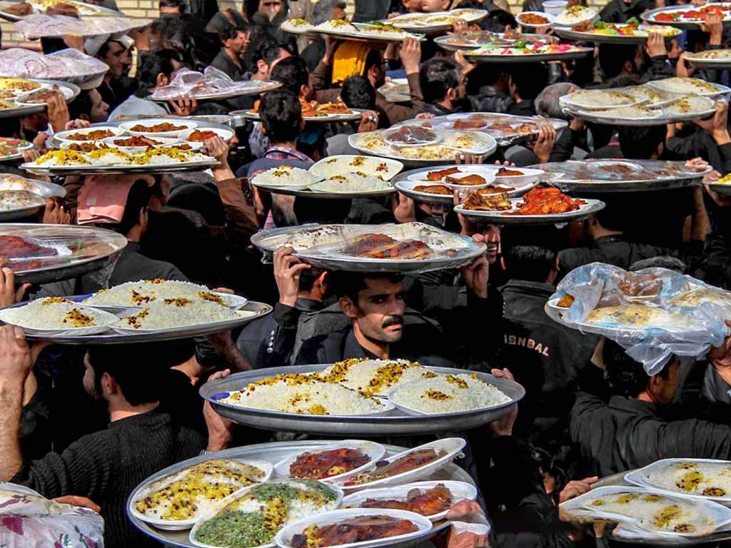 غذاهای نذری ماه محرم در شهرهای مختلف ایران چیست؟