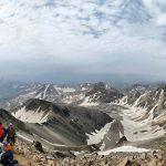 علم کوه دومین قله بلند ایران
