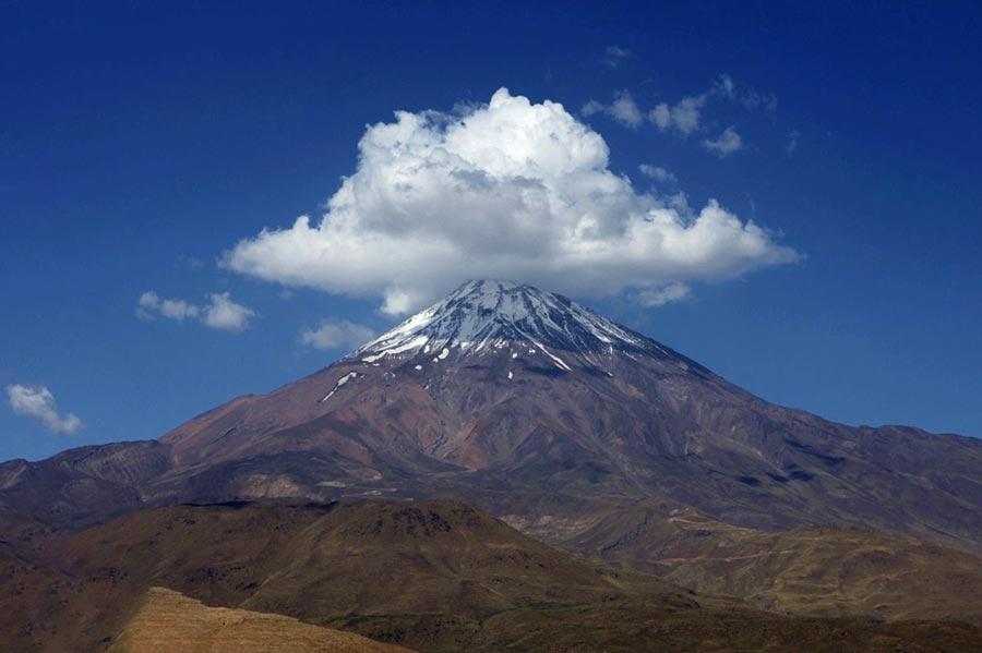بلندترین قله های ایران کدامند؟